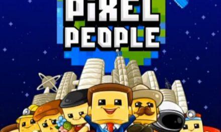 Pixel People iOS – Twoja własna kolonia w kosmosie