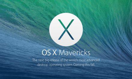 OS X 10.9 Mavericks wymagania systemowe