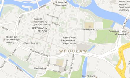 Korzystanie z Google Maps w trybie offline na iOS