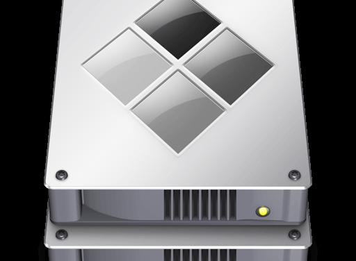 Boot camp instalacja z USB