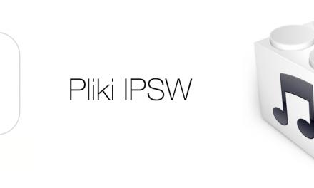 iOS 8.3 pliki IPSW