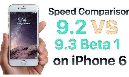 Jak działa iOS 9.3 beta na starszych iPhone'ach