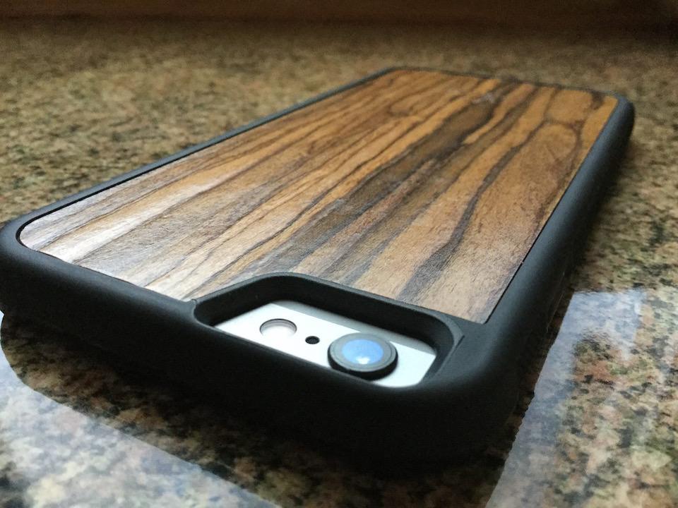 Bewood drewniane obudowy dla iPhone 6s