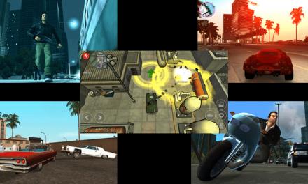 GTA na iOS przecena wszystkich wydanych tytułów