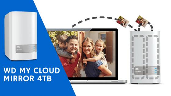 WD My Cloud Mirror czyli prywatna chmura z kopią bezpieczeństwa