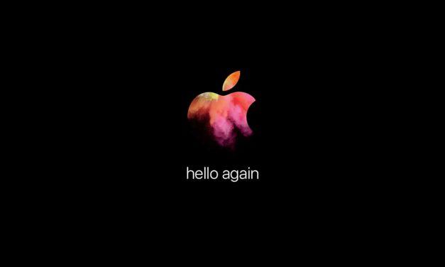 27 października zobaczymy nowego MacBook Pro