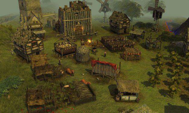 Stronghold 3 na macOS za 9,99 €