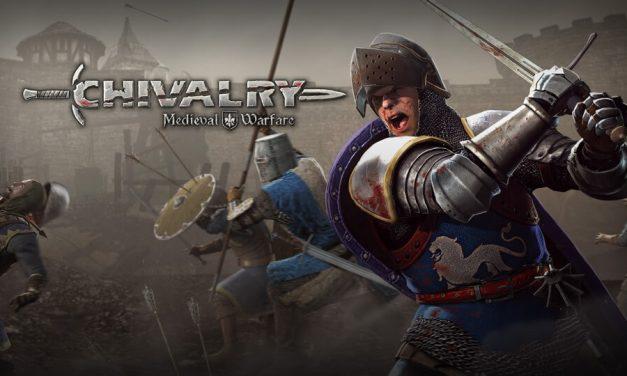 Chivalry: Medieval Warfare za darmo na Steam