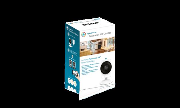 D-Link DSC 8200LH – kamera do monitoringu