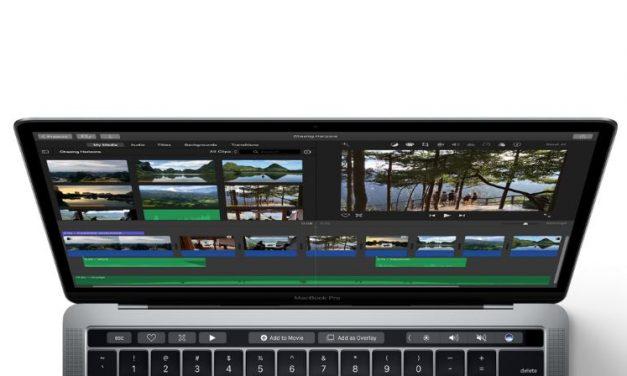 iMovie ze wsparciem dla HEVC dla użytkowników macOS High Sierra