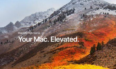 macOS 10.13 High Sierra przygotuj się do instalacji