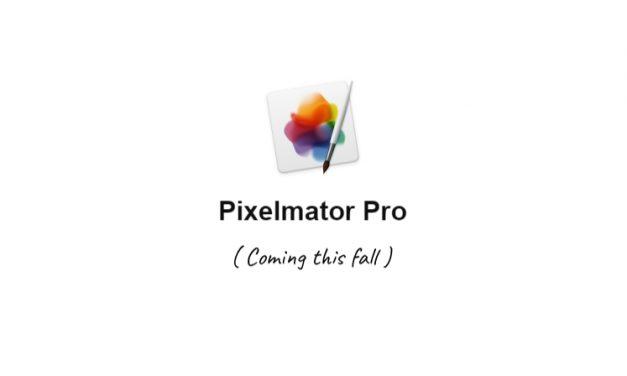 Nadchodzi Pixelmator Pro 1.0 Whirlwind
