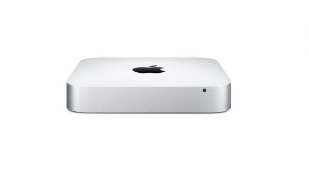 Mac mini to już 3 lata od ostatniej aktualizacji