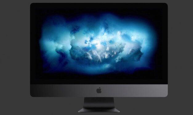 Domyślna tapeta z iMac Pro dostępna do pobrania